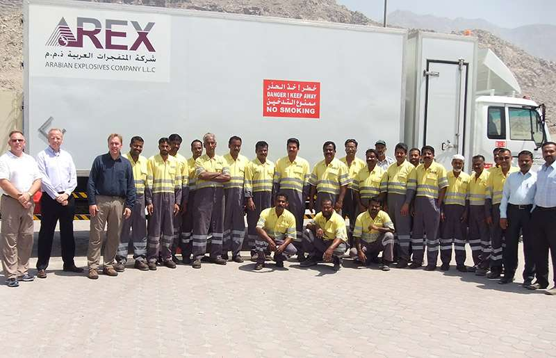 AREX employees