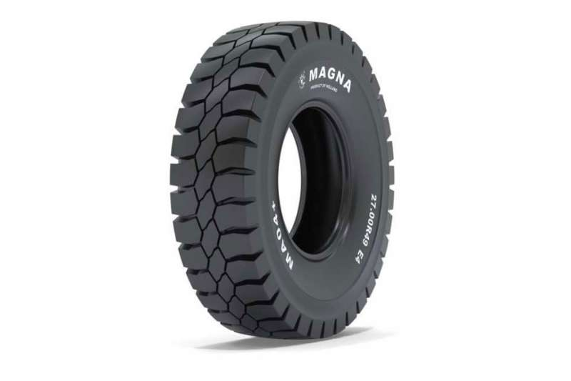 Magna MA04+ tyre