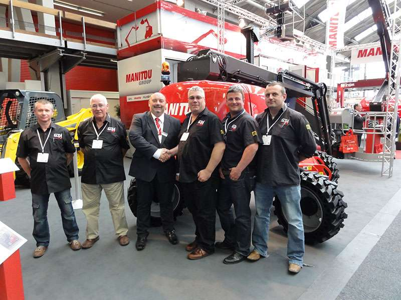 GTAccess invest in Manitou machines