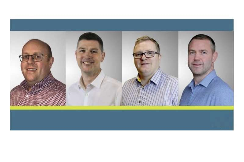 Mannok's new area sales managers for Ireland