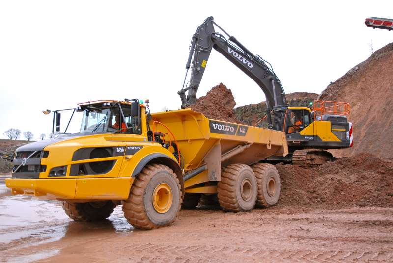 M&P Volvo A45G