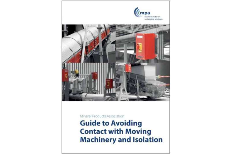 Avoiding Contact with Moving Machinery and Isolation
