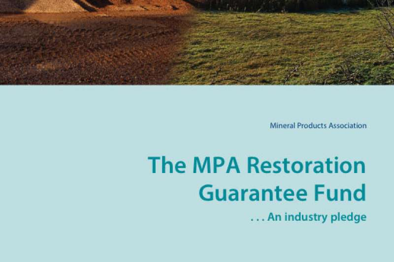 MPA Restoration Guarantee Fund relaunched