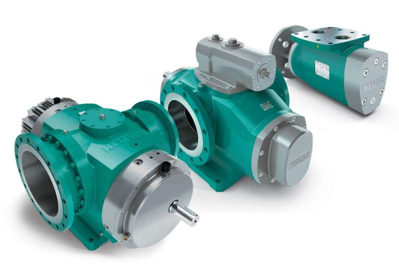 NOTOS multiple screw pumps