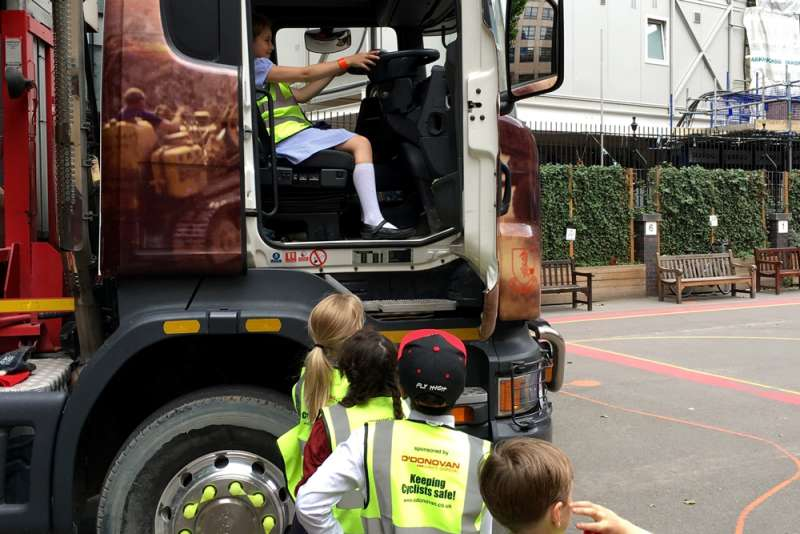 City of London Road Safety Day