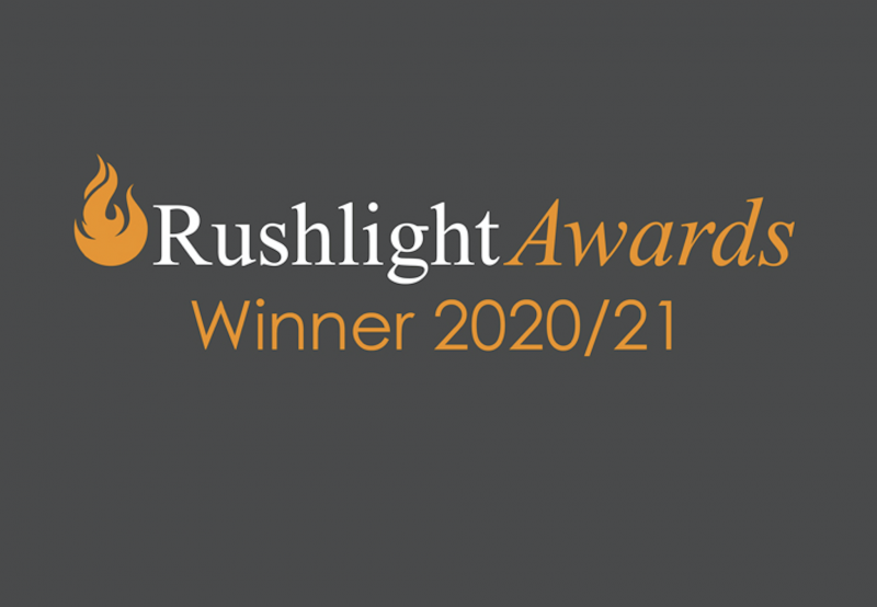 Rushlight Sustainable Manufacturing & Services Award