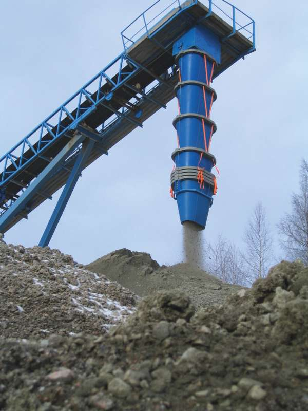 Dust Control With Sandvik Agg Net