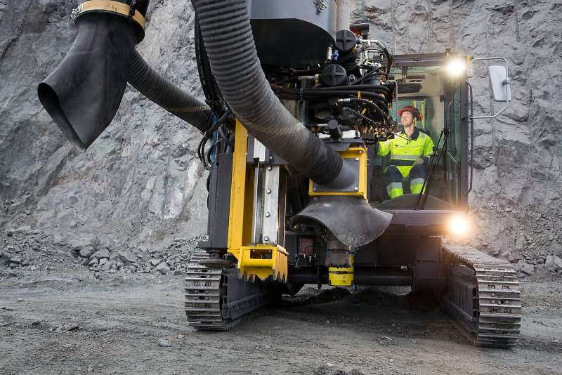 New automated SmartROC D65 drill rig | Agg-Net