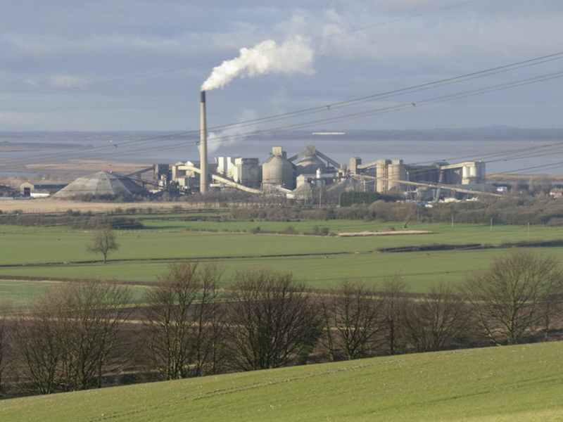 South Ferriby cement works