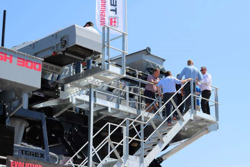 Terex Washing Systems