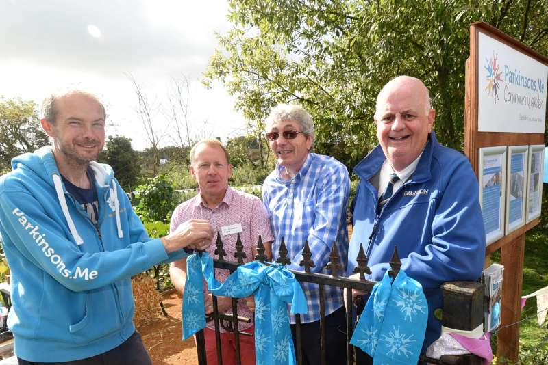 Pathway donation helps the garden grow | Agg-Net