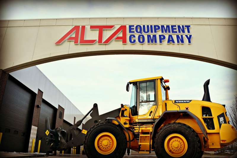 Alta Equipment appointed Volvo dealer