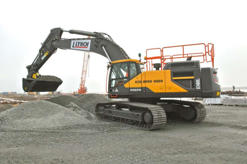 First 50-tonne Volvo for L Lynch Plant Hire | Agg-Net