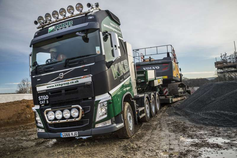 Kkb Group Purchase Volvo Fh Tridem Agg Net