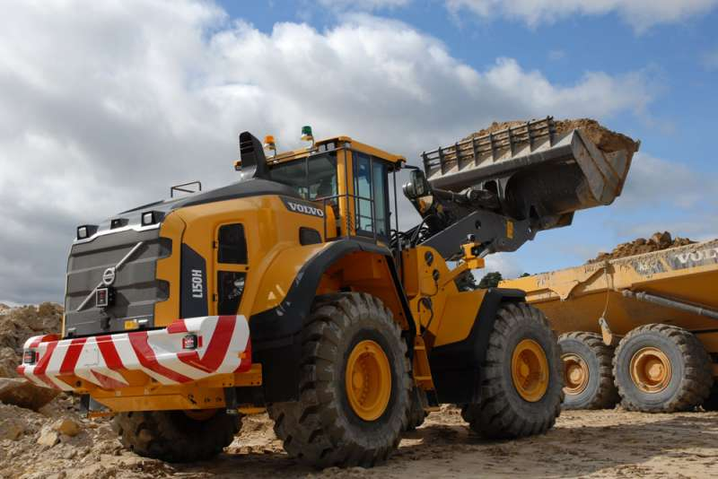 Volvo L150H wheel loader