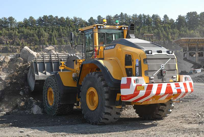 Volvo L250H wheel loader
