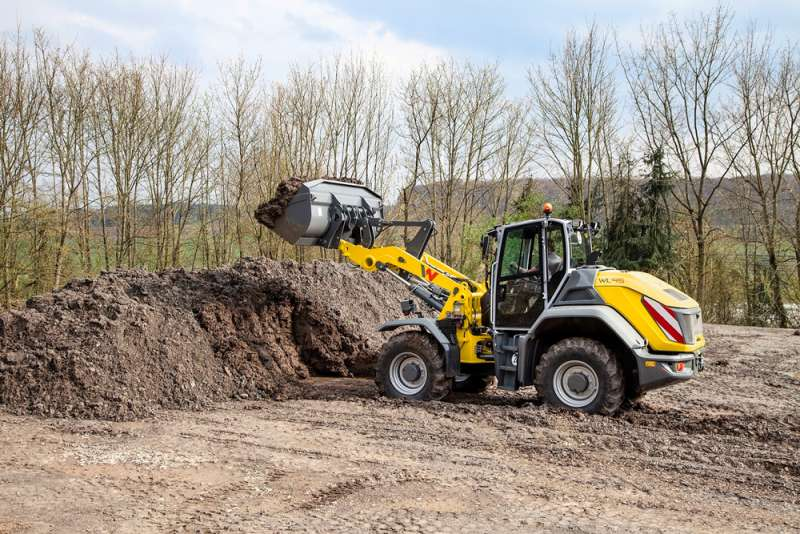 Wacker Neuson WL95 wheel loader