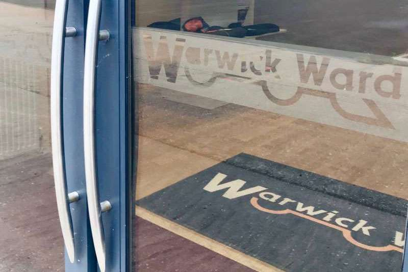 Warwick Ward open Midlands facility