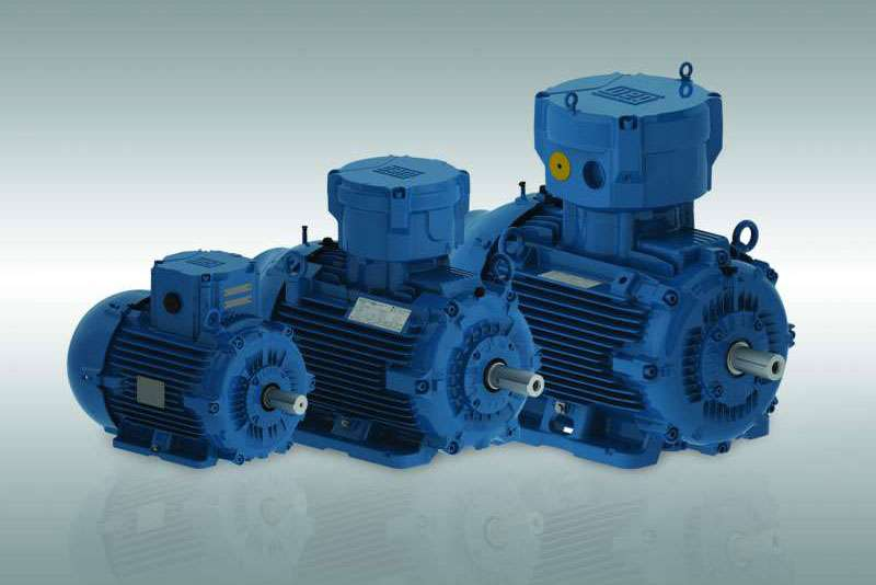 Energy Efficient Explosion Proof Motors From Weg