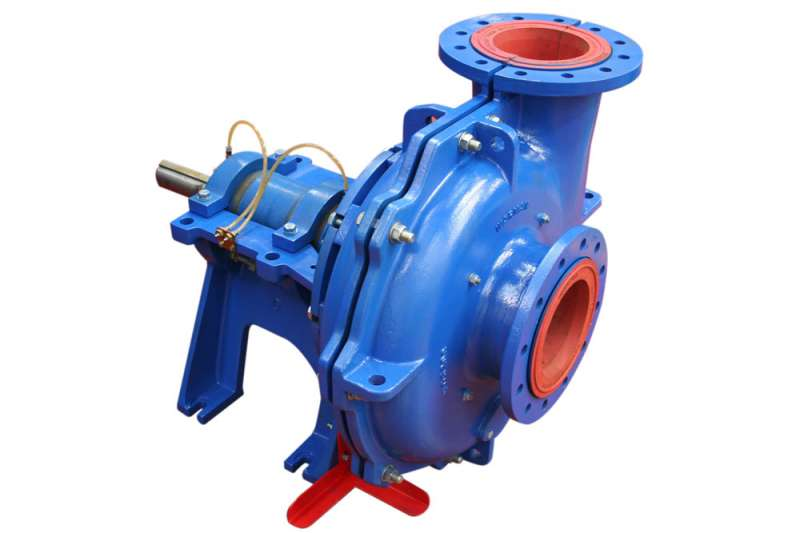 Warman WGR pump