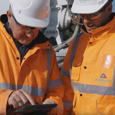 Aggregate Industries achieve ISO 44001 certification