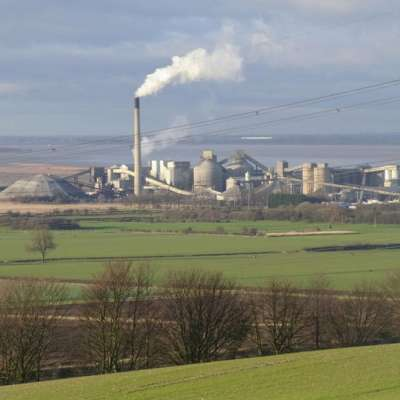 South Ferriby cement plant