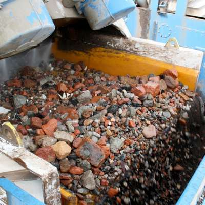 C&D waste recycling